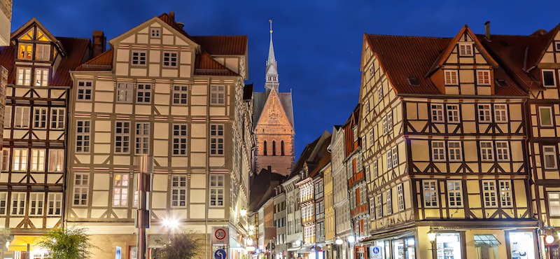 CityGames Hannover Krimi Tour: als Rätsel Stadttour Hannover erkunden und ermitteln