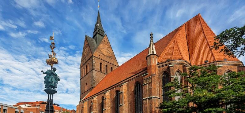 CityGames Hannover Schüler Tour: Hannoveraner Sehenswürdigkeiten erkunden und entdecken Stadttour mit Tablet